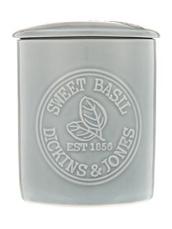 Sweet basil candle