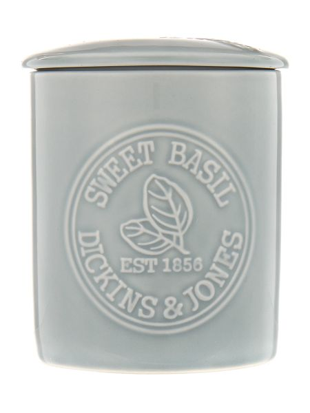 Dickins & Jones Sweet basil candle