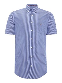 Broadcloth Poplin Short Sleeve Shirt