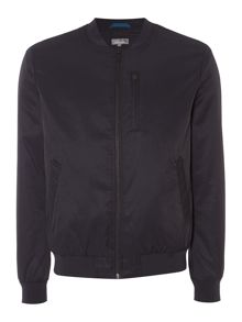 Linea Lucien Padded Baseball Collar Jacket