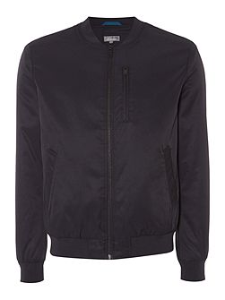 Lucien Padded Baseball Collar Jacket