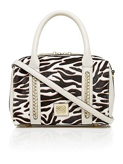 Mini lexie bowler handbag