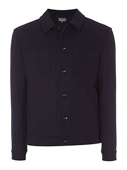 Damery Wool Trucker Jacket