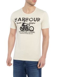 Barbour Tunnel tee