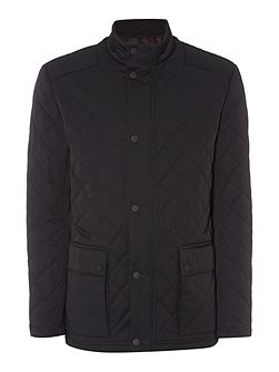 Kestral Quilted Four Pocket Jacket