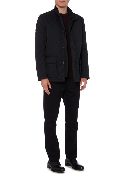 Linea Kestral Quilted Four Pocket Jacket