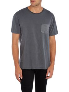 Label Lab Rhino Sateen Pocket and Black Tee