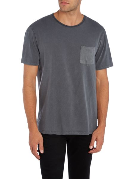 Label Lab Rhino Sateen Pocket and Back Tee