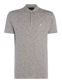 Label Lab Moore Mini Stripe Polo Tee