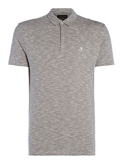 Moore Mini Stripe Polo