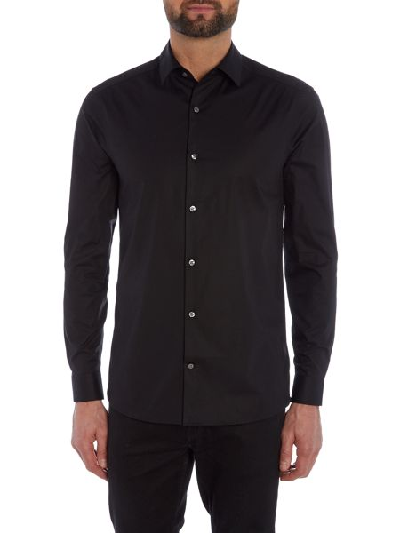 Calvin Klein Walker basic stretch shirt