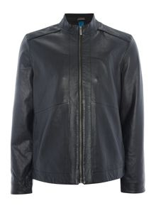 Calvin Klein Lach leather jacket