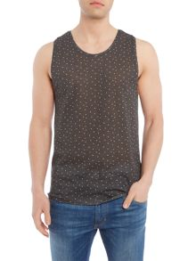 Label Lab Henderson Ditsy Diamond Vest