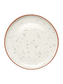 Linea Natures collage splatter platter