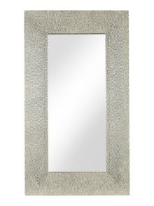 Casa Couture Taj hammered metal mirror