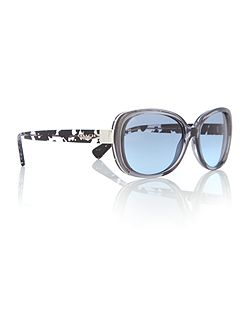 Grey rectangle HC8172 sunglasses