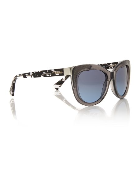 Coach Grey square HC8171 sunglasses
