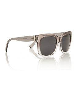 Grey square HC8173 sunglasses