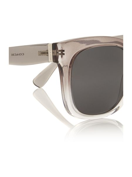 Coach Grey square HC8173 sunglasses