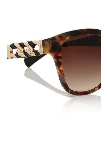 Coach Havana square HC8156Q sunglasses