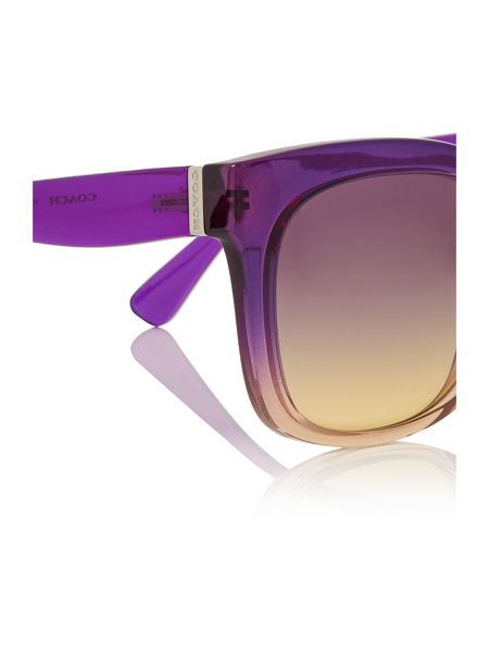 Coach Violet square HC8173 sunglasses