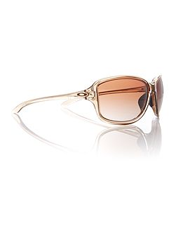 Brown rectangle OO9301 sunglasses