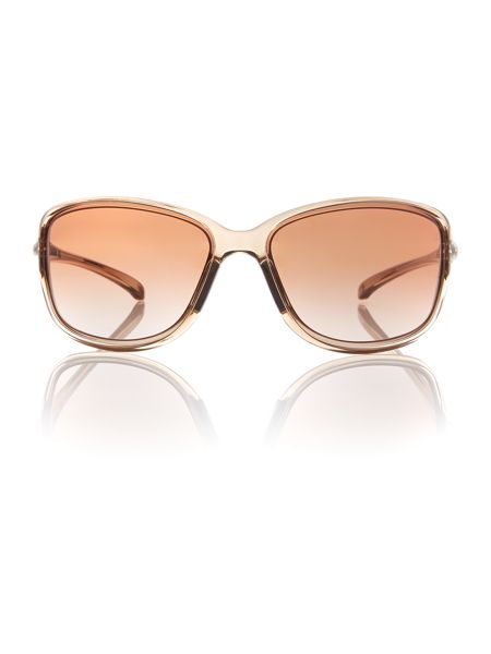 Oakley Brown rectangle OO9301 sunglasses