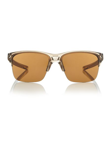 Oakley Brown rectangle OO9316 sunglasses