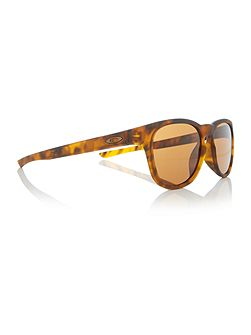 Havana rectangle OO9315 sunglasses