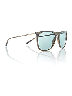 Green square AR8076 sunglasses