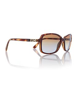 Havana rectangle VO5031S sunglasses