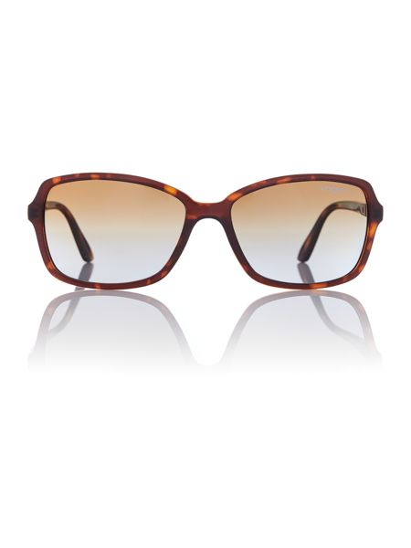 Vogue Havana rectangle VO5031S sunglasses