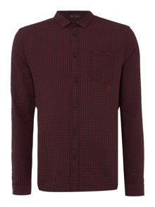 Label Lab Adams Mini Check Shirt
