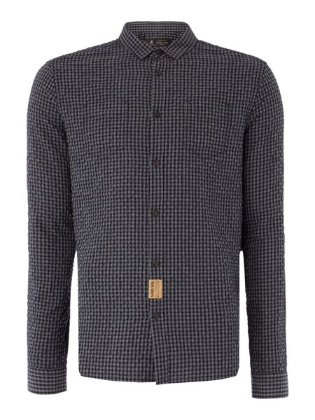 Label Lab Popper Mini Check Shirt