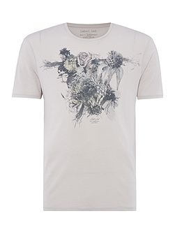 Dead Flowers Graphic Tee