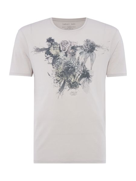 Label Lab Dead Flowers Graphic Tee