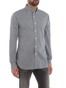Polo Ralph Lauren Plain Long Sleeve Dress Shirt