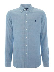 Polo Ralph Lauren Long Sleeve slim fit checked shirt
