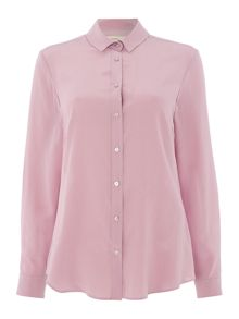 Max Mara Esopa long sleeve silk shirt