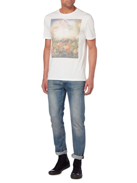 Label Lab Floral Haze Graphic Tee