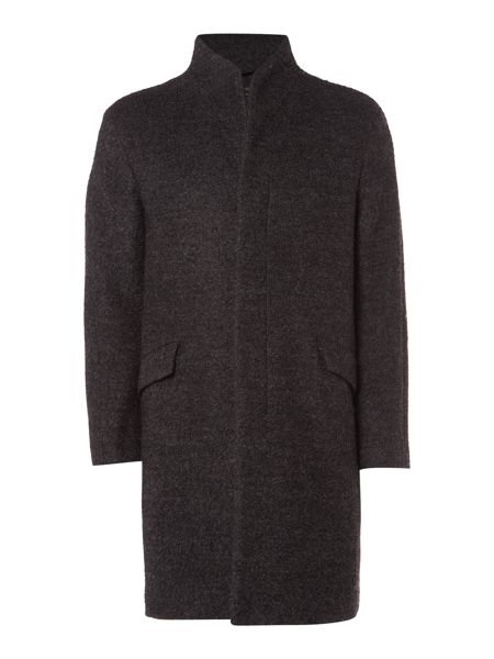 Label Lab Benton Boiled Wool Coat