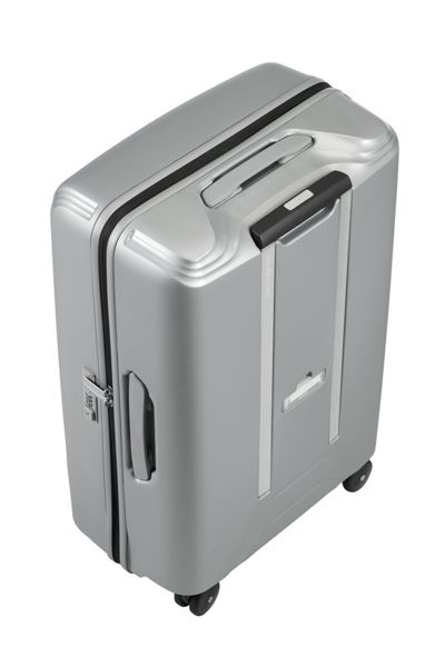 Samsonite Optic 8 wheel 55cm cabin suitcase