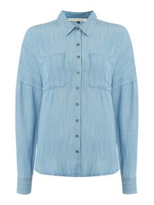 Maison De Nimes Denim Shirt