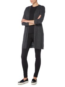 Therapy Olive Longline Knitted Cardigan