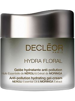 Decléor Hydra Floral Anti-Pollution Hydrating Gel-Cream