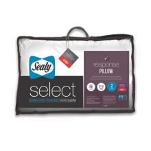 Sealy Response Siliconised Virgin Fibre Quilted Pillow