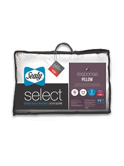 Response Siliconised Virgin Fibre Quilted Pillow