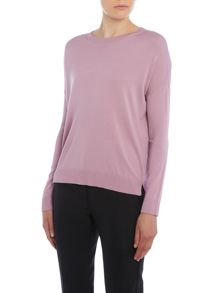 Max Mara Hidesia long sleeved lightweight jumper