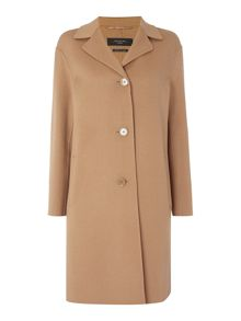 Max Mara Fiorina double faced wool coat