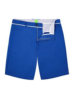 C-clyde regular fit cotton stretch shorts